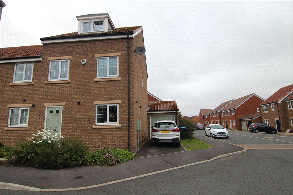 3 Bedrooms End Of Terrace House for sale in Church Square, Brandon, DH7