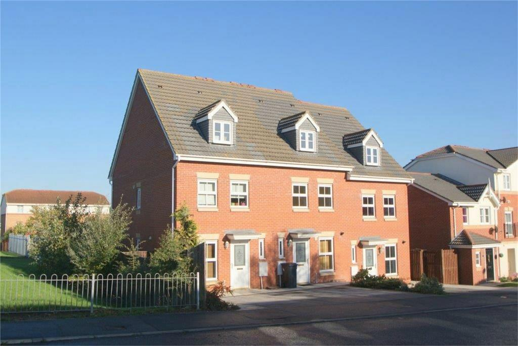 3 Bedrooms Town House for sale in Slessor Road, YORK