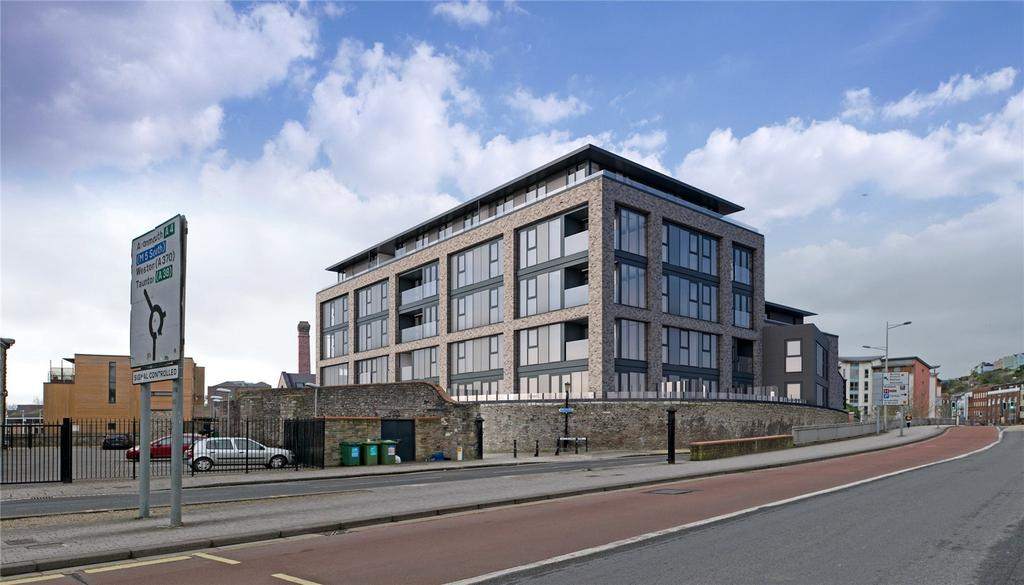 2 Bedrooms Flat for sale in Apartment 22 New Retort House, Brandon Yard, Lime Kiln Road, Bristol, BS1