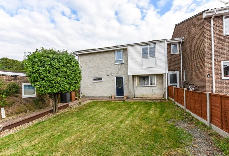 4 Bedrooms End Of Terrace House for sale in Springfield Close, Andover