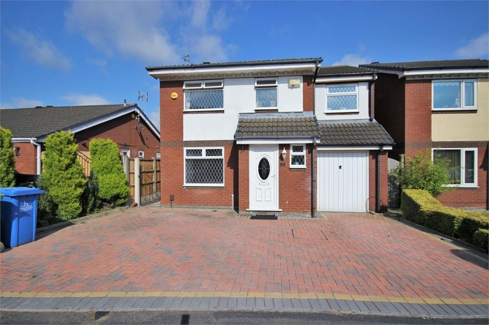 4 Bedrooms Detached House for sale in Burnsall Drive, WIDNES, Cheshire