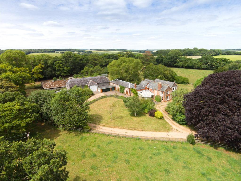 6 Bedrooms Detached House for sale in Cole Henley, Whitchurch, Hampshire, RG28