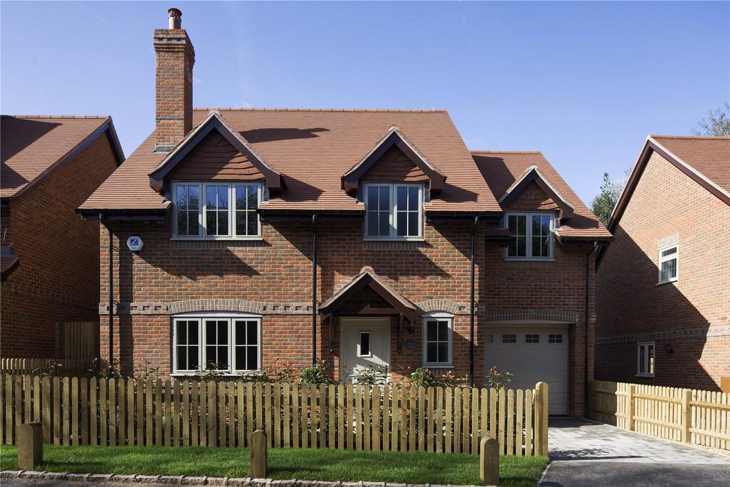 3 Bedrooms Detached House for sale in Common Lane, Binfield Heath, Henley-on-Thames, Oxfordshire, RG9