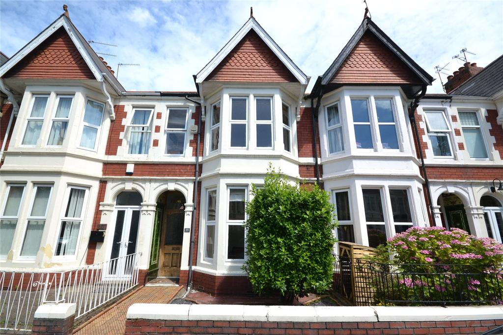 3 Bedrooms Terraced House for sale in Roath Court Road, Roath, Cardiff, CF24