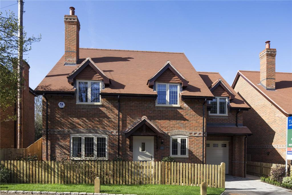 4 Bedrooms Detached House for sale in Common Lane, Binfield Heath, Henley-on-Thames, Oxfordshire, RG9