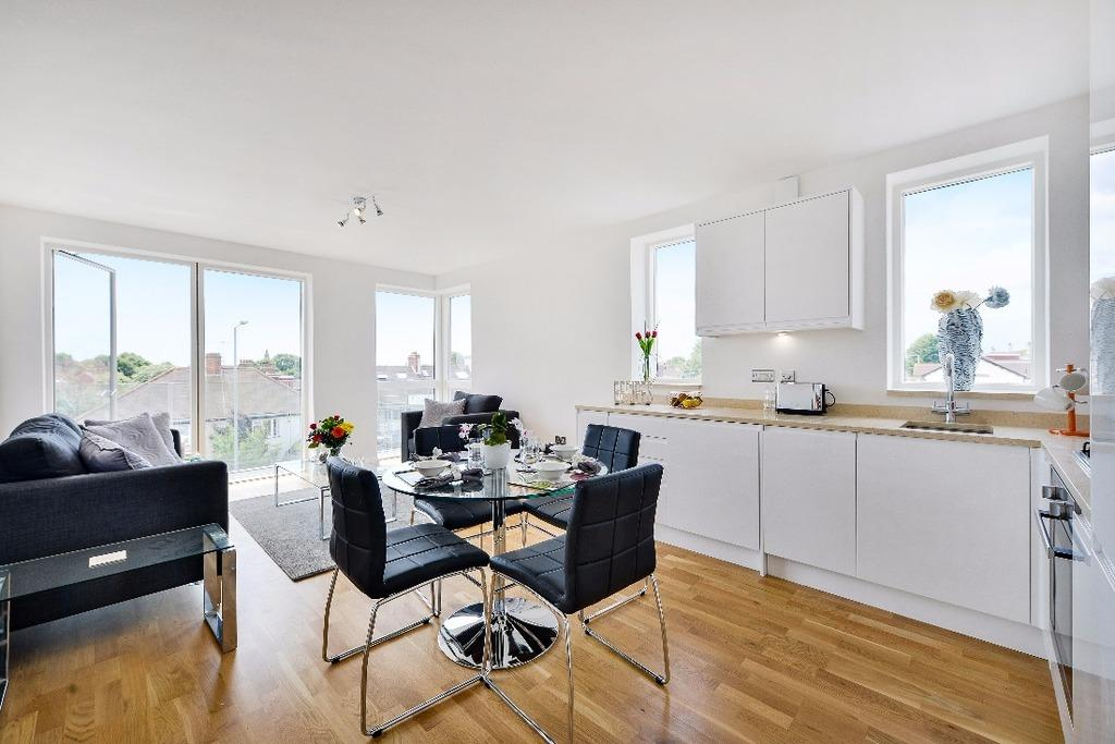 2 Bedrooms Flat for sale in The Berkeley, Portland Road Hove East Sussex BN3
