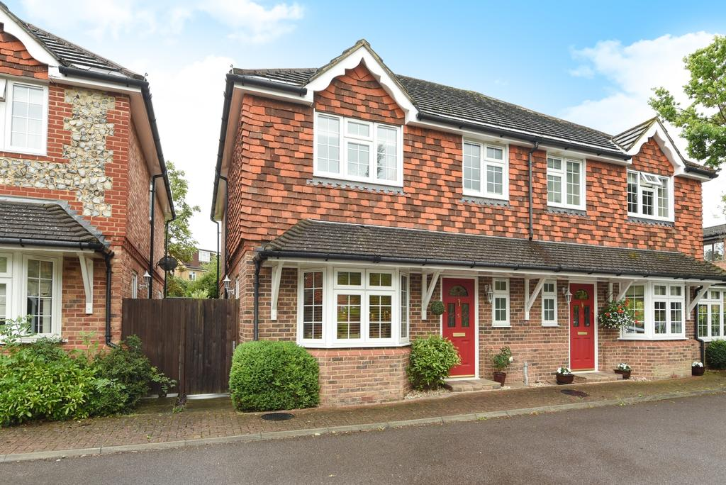 3 Bedrooms Terraced House for sale in Lantern Close Orpington BR6