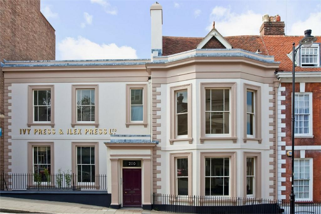 4 Bedrooms Terraced House for sale in High Street, Lewes, East Sussex