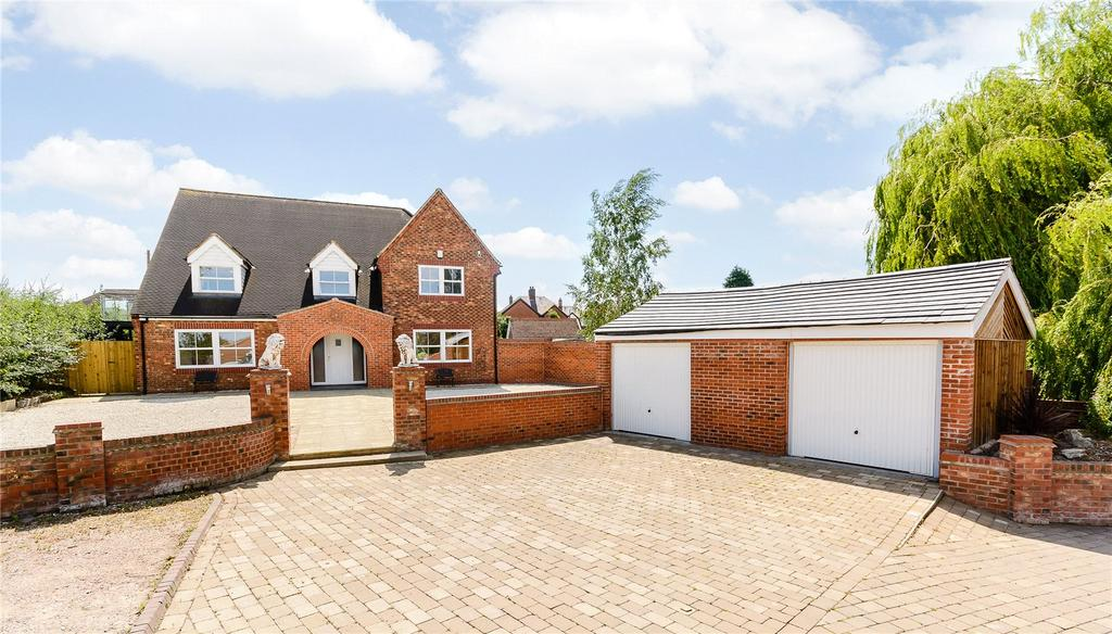 4 Bedrooms Detached House for sale in Willows Lane, Grendon, Atherstone, Warwickshire, CV9
