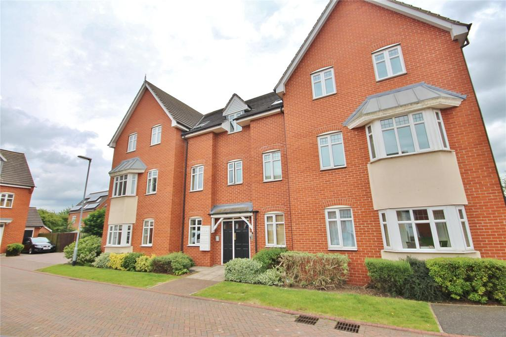 2 Bedrooms Flat for sale in Kirkstall Close, Lincoln, LN2