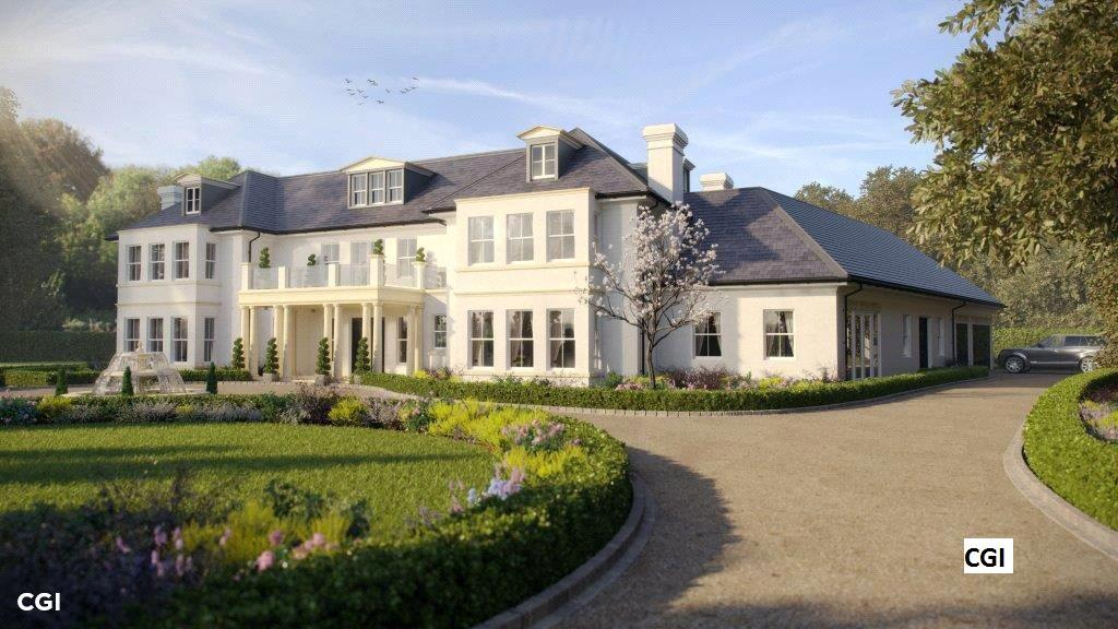 6 Bedrooms Detached House for sale in Terrys Lane, Cookham, Maidenhead, Berkshire, SL6