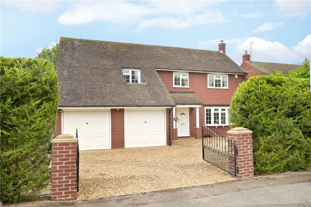 5 Bedrooms Detached House for sale in Rushmere Close, Bow Brickhill, Milton Keynes, Buckinghamshire