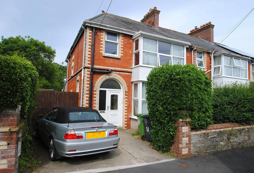 3 Bedrooms Semi Detached House for sale in St. Brannocks Park Road, Ilfracombe