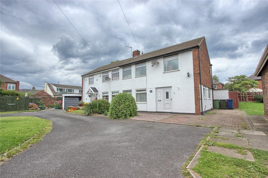 3 Bedrooms Semi Detached House for sale in Severn Way, Redcar