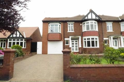 5 bedroom semi-detached house for sale - Manor Road, Tynemouth