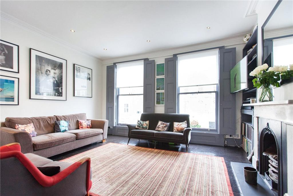2 Bedrooms Flat for sale in Edbrooke Road, Maida Vale, London, W9