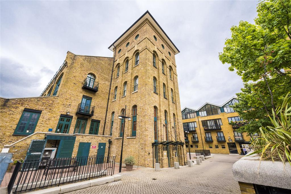 2 Bedrooms Apartment Flat for sale in Burrells Wharf, Docklands, E14