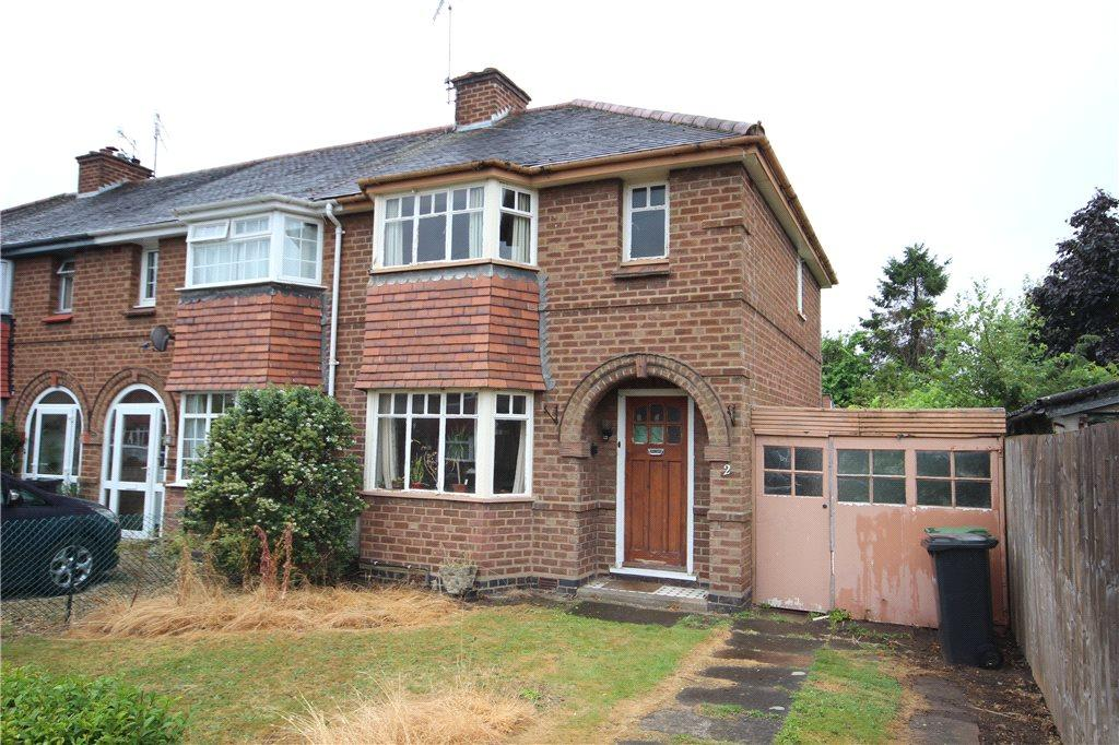 3 Bedrooms End Of Terrace House for sale in Kingsbury Road, Worcester, Worcestershire, WR2