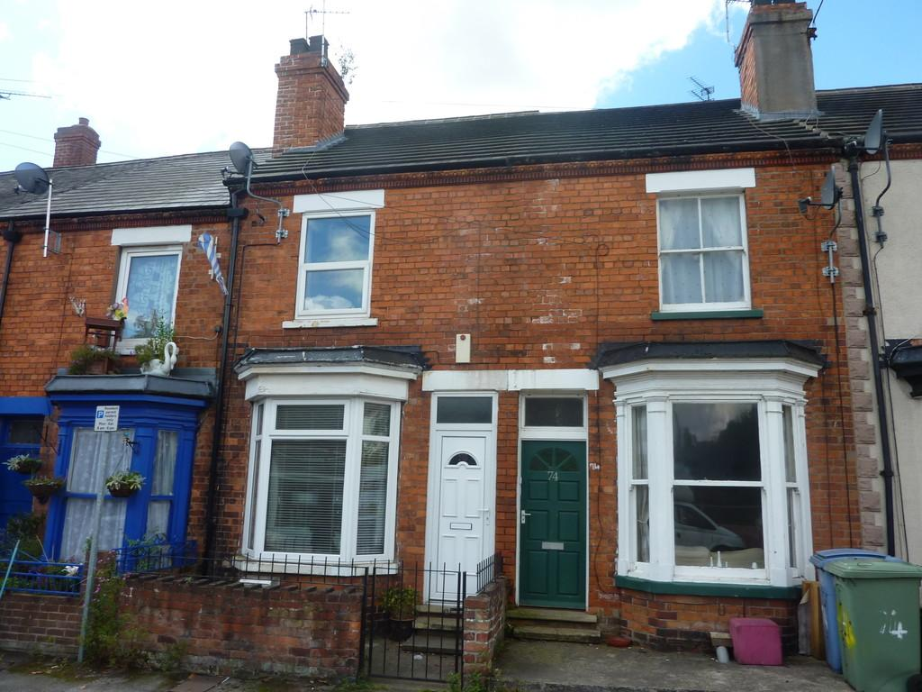 2 Bedrooms Terraced House for sale in Cobwell Road, Retford
