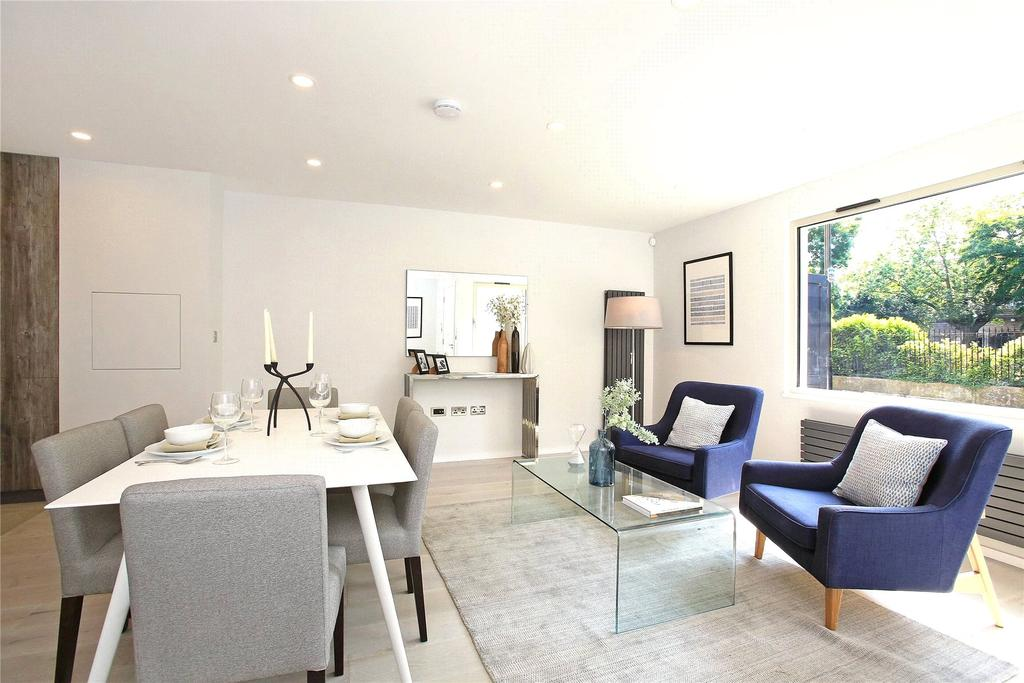 4 Bedrooms House for sale in Dockside Terrace, London, SE16