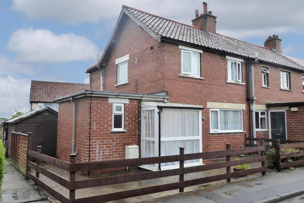 3 Bedrooms Terraced House for sale in 3 East Terrace, Wombleton, YO62 7RT