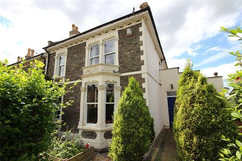 4 bedroom semi-detached house for sale - Claremont Road, Bishopston, Bristol, BS7
