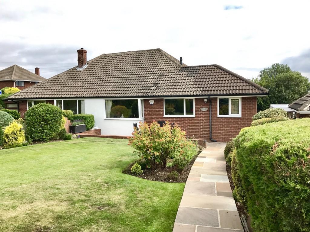 2 Bedrooms Semi Detached Bungalow for sale in Chiltern Walk, Pogmoor S75