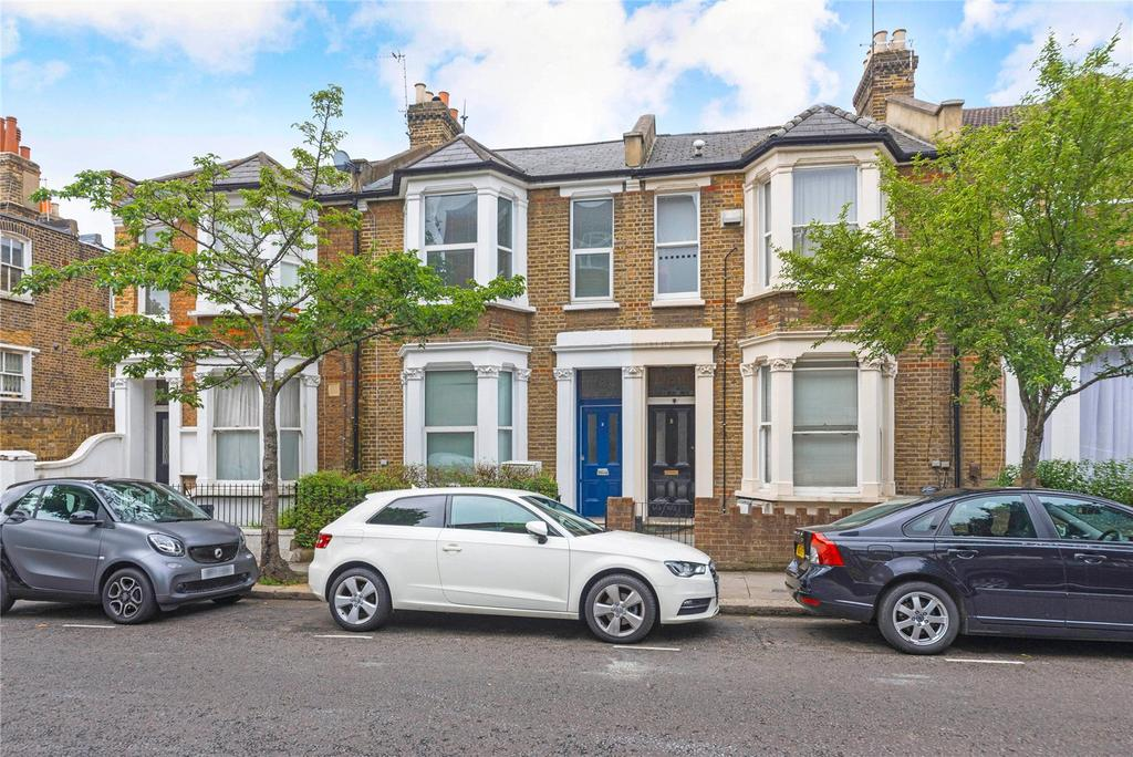 4 Bedrooms Terraced House for sale in Brewster Gardens, North Kensington, London, W10
