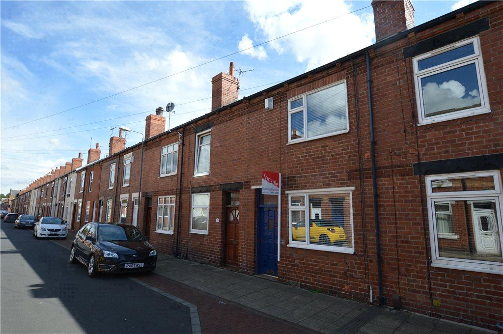 2 Bedrooms Terraced House for sale in Ambler Street, Castleford, West Yorkshire