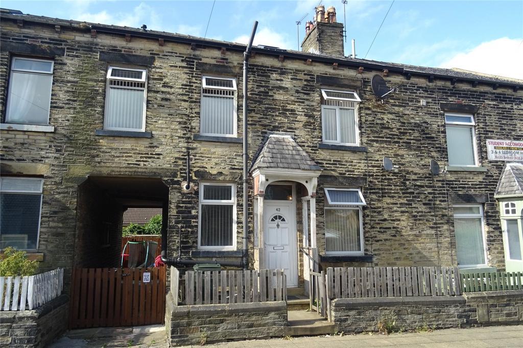 3 Bedrooms Terraced House for sale in Fieldhead Street, Bradford, West Yorkshire, BD7