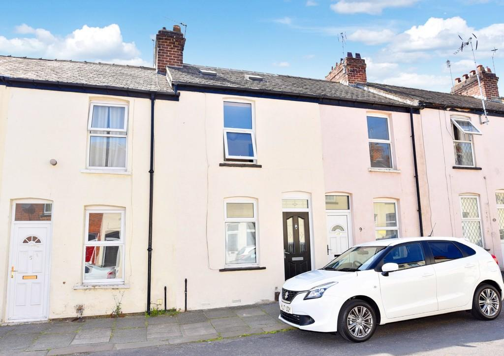 3 Bedrooms Terraced House for sale in Avenue Place, Harrogate