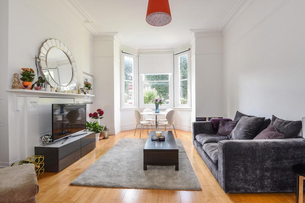 1 Bedroom Flat for sale in Fellows Road, Belsize Park