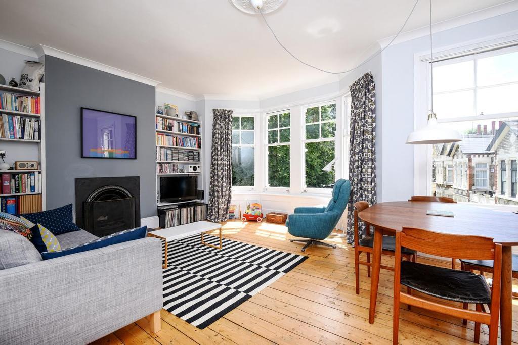 4 Bedrooms Flat for sale in Wickham Gardens, Brockley, SE4