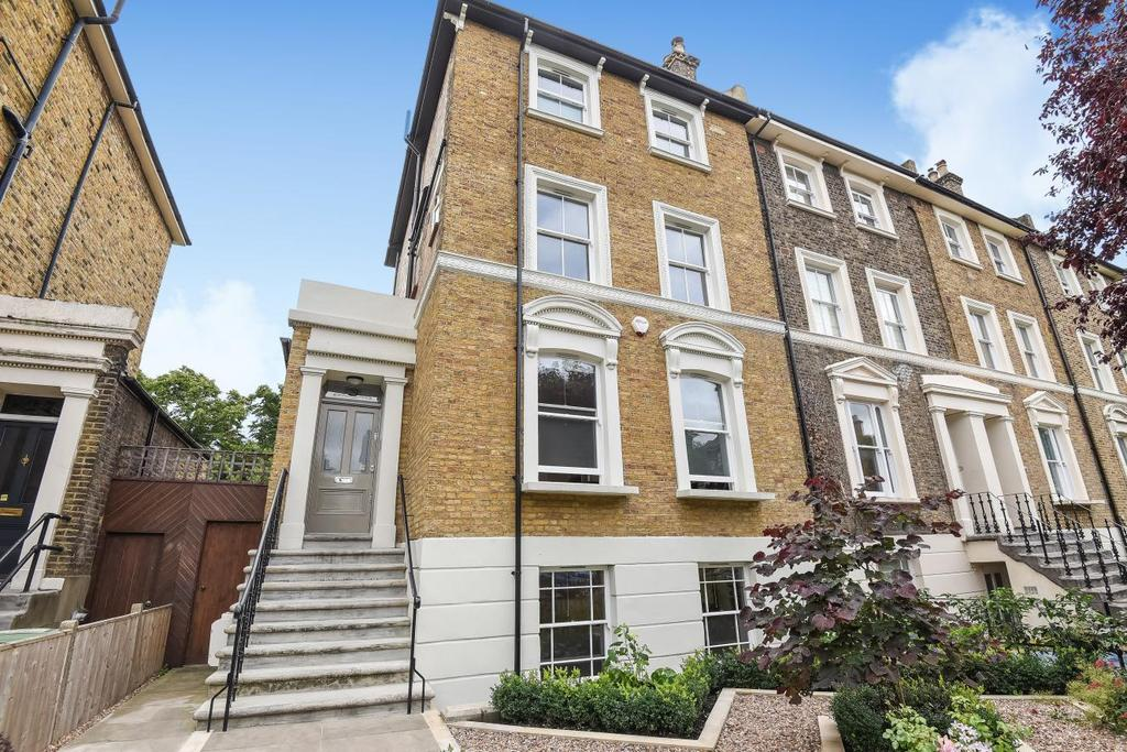 4 Bedrooms End Of Terrace House for sale in Manor Avenue, Brockley