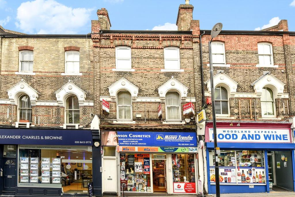 2 Bedrooms Flat for sale in Dartmouth Road, Forest Hill