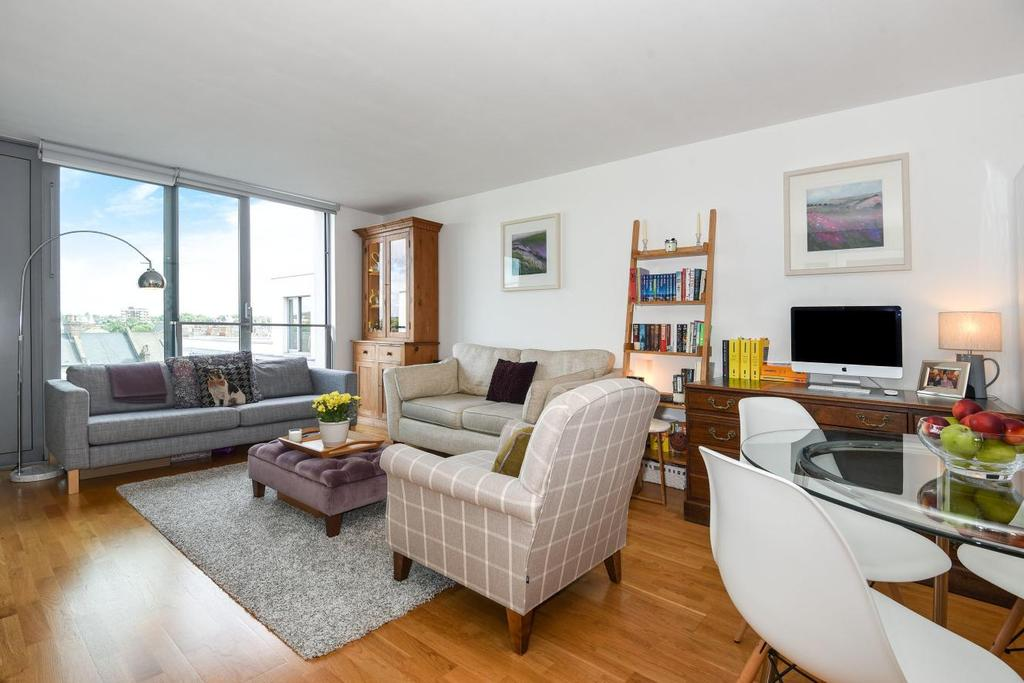 1 Bedroom Flat for sale in Highbury Stadium Square, Highbury