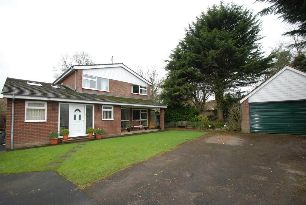 4 Bedrooms Detached House for sale in Bridewell Close, Buntingford, Hertfordshire, SG9 9AY