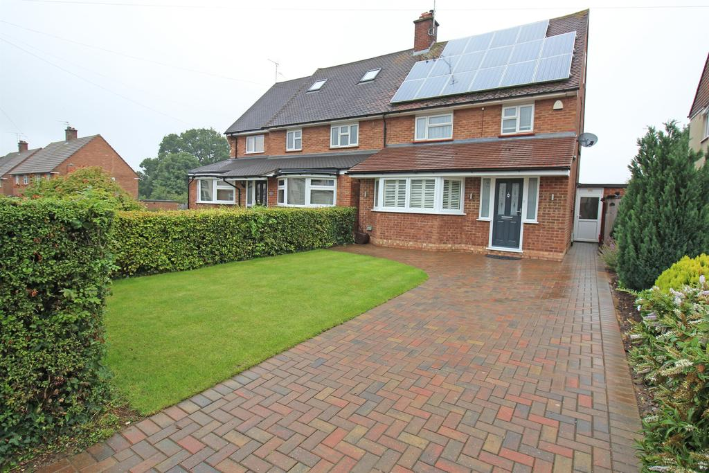 4 Bedrooms Semi Detached House for sale in Sish Lane, Stevenage, SG1 3LP