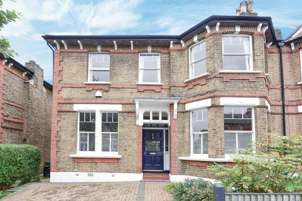 4 Bedrooms Semi Detached House for sale in Lanercost Road, West Norwood