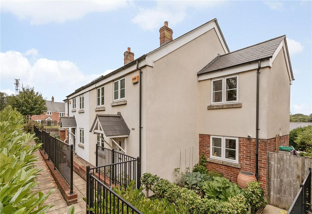 4 Bedrooms Semi Detached House for sale in Valley View, Aldbourne, Marlborough, Wiltshire, SN8