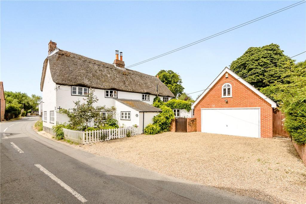 5 Bedrooms Detached House for sale in Eastbury, Hungerford, Berkshire, RG17