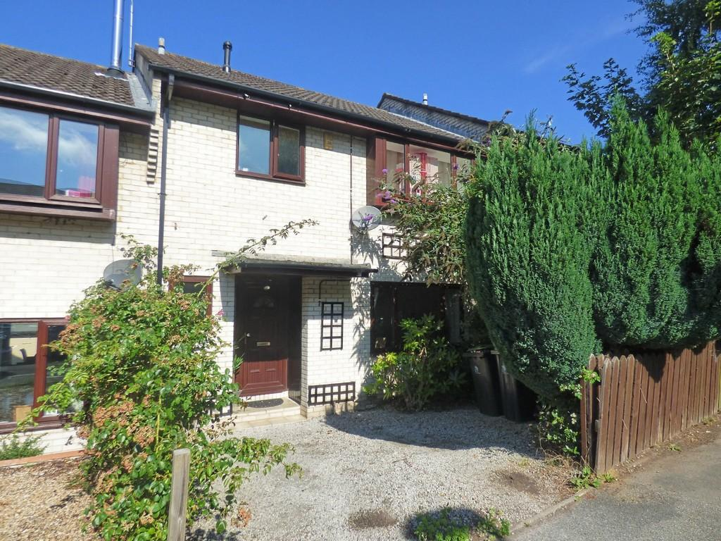 3 Bedrooms Terraced House for sale in Birch Close, Corfe Mullen