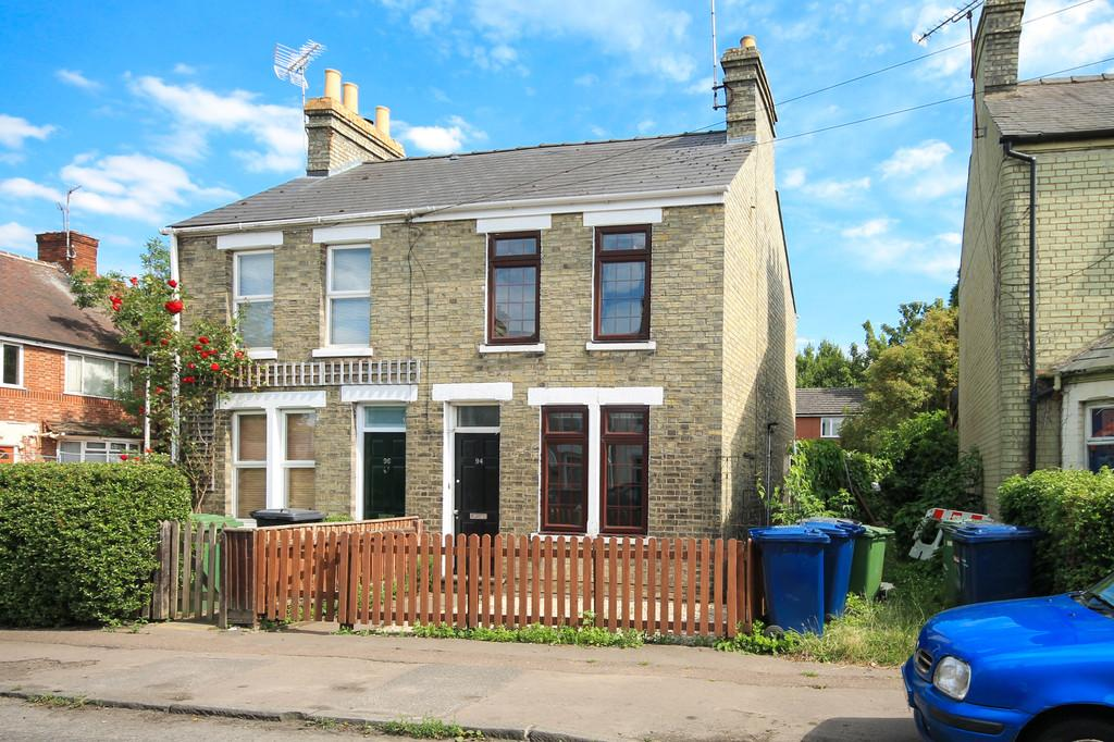 2 Bedrooms Semi Detached House for sale in Ditton Walk, Cambridge