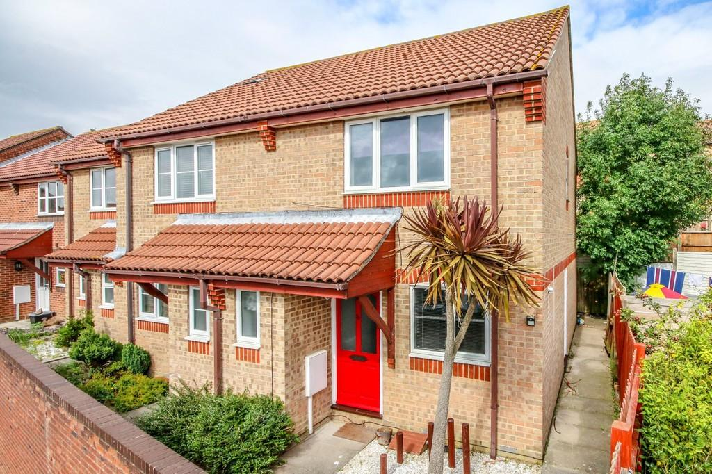 2 Bedrooms End Of Terrace House for sale in Portslade