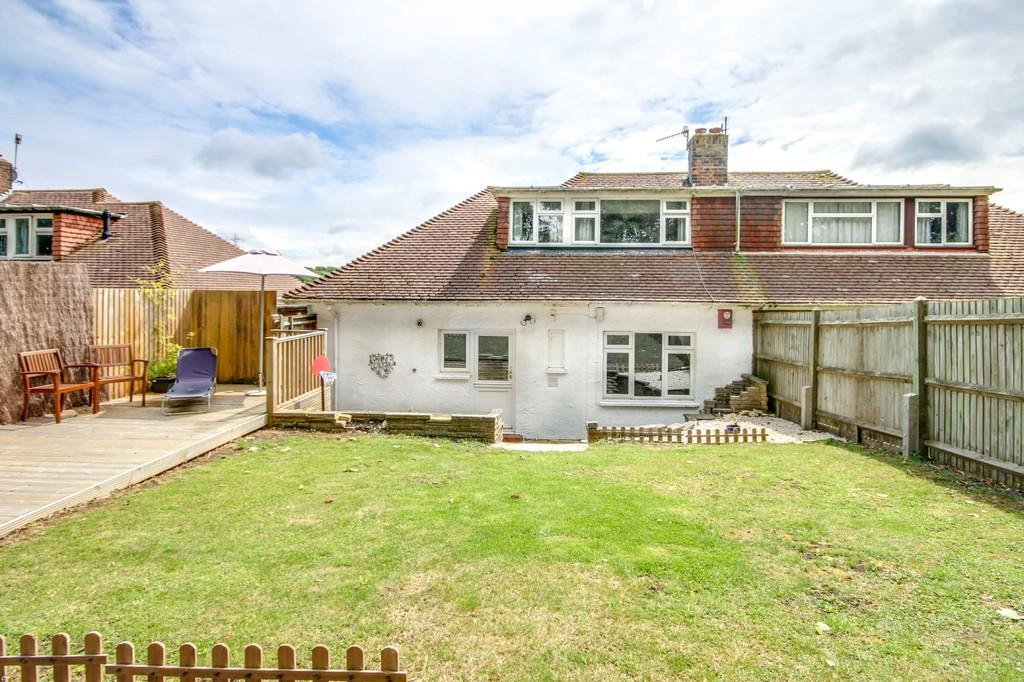 4 Bedrooms Semi Detached Bungalow for sale in Southwick