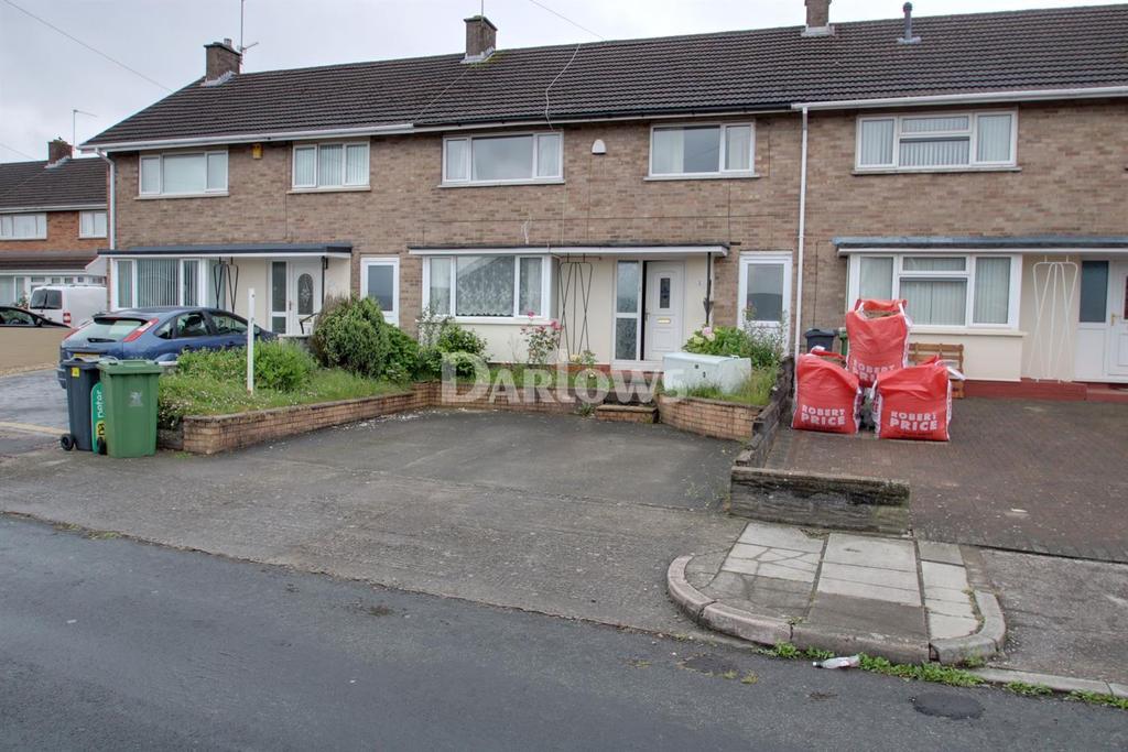 4 Bedrooms Terraced House for sale in Milverton Road, Llanrumney, Cardiff