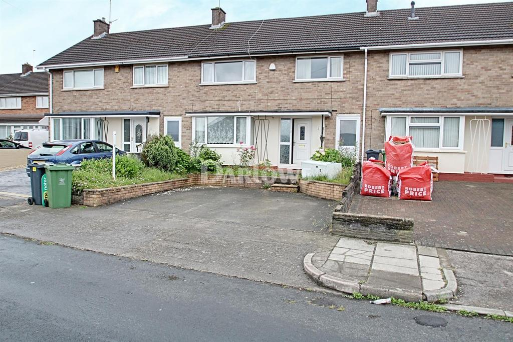4 Bedrooms Terraced House for sale in Milverton Road, Llanrumney, Cardiff