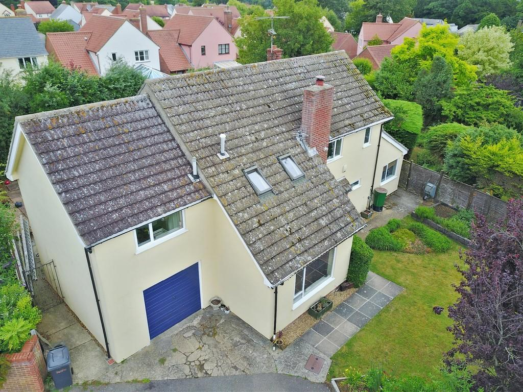 4 Bedrooms Detached House for sale in Butfield, Lavenham, Sudbury CO10 9SD