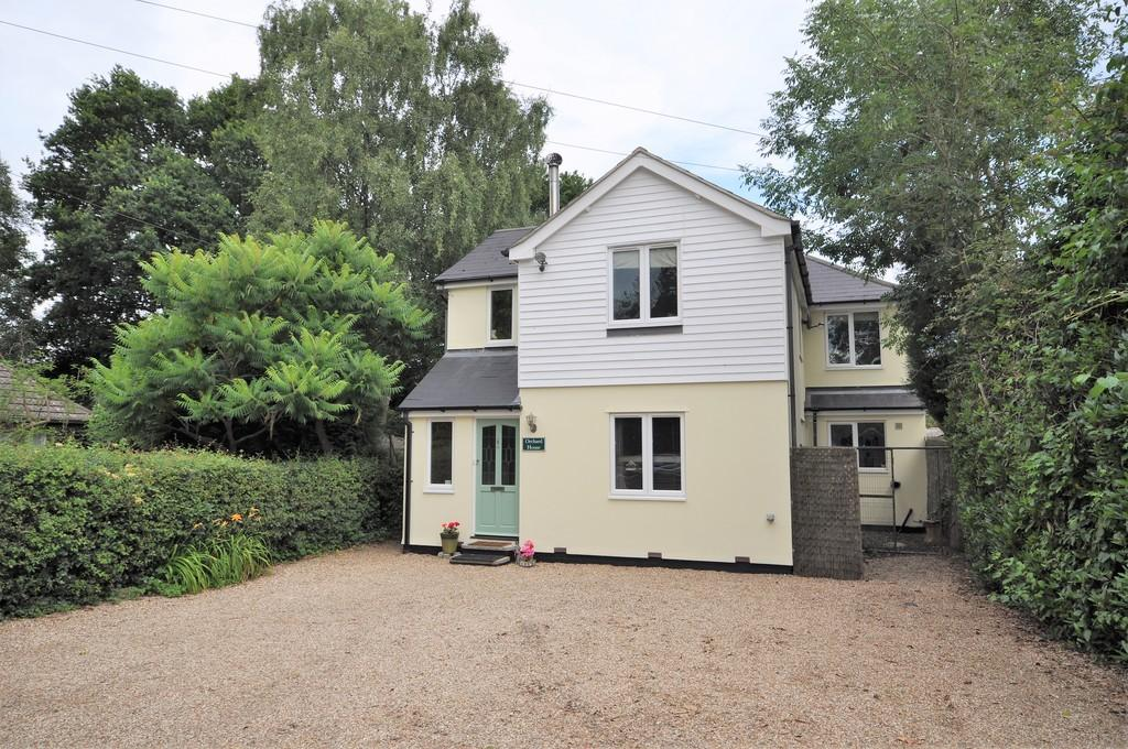 4 Bedrooms Detached House for sale in The Straightway, Birch, Colchester