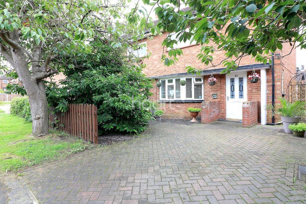 2 Bedrooms Semi Detached House for sale in Sandy Lane, Dereham